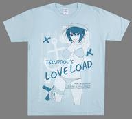腰越マキ Tシャツ ライトブルー Mサイズ 「辻堂さんの純愛ロード みなと海の家」