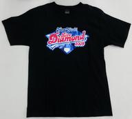 [破損品] 水樹奈々 Tシャツ ブラック Mサイズ 「NANA MIZUKI LIVE DIAMOND 2009」