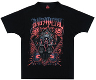 "BABYMETAL ""Trilogy""TEE(Tシャツ) ブラック Mサイズ 「BABYMETAL WORLD TOUR 2015 in JAPAN - THE FINAL CHAPTER OF TRILOGY -」"