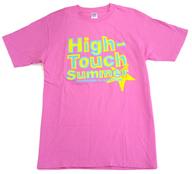 小倉唯 TシャツA ピンク Sサイズ 「小倉唯 1st LIVE TOUR 『High-Touch☆Summer』」