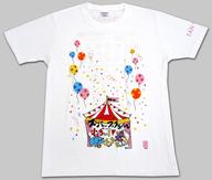 AKB48 32ndシングル選抜メンバーver. スーパーフェスティバルTシャツ ホワイト Lサイズ 「AKB48スーパーフェスティバル『~日産スタジアム、小(ち)っちぇ!小(ち)っちゃくないし!!~』」 二本柱の会会員限定