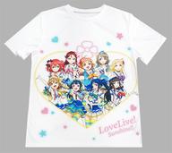 青空Jumping Heart ver. Tシャツ ホワイト 「一番くじ ラブライブ!サンシャイン!!」 B賞
