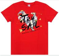 TrySail Tシャツ レッド Lサイズ 「アニメ紅白歌合戦 Vol.6 代々木ファイナル」