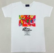 Tシャツ ホワイト 「POP ROCKETs' 93 Racy Rockfes」