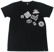 GLAY Tシャツ(ワッペン) ブラック Sサイズ 「GLAY TOUR 2006 ROCK'N'ROLL SWINDLE ~Re-birth~」