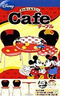 【ボックス】ミッキー&ミニー Cafeテーブル