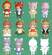 CandyBOX KIMMY&MIKI 童話シリーズ