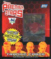 【 パック 】SOCCER 2005 TOPPS PREMIER STARS 英プレミアリーグ サッカーカード 日本限定版