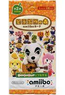 【 パック 】どうぶつの森 amiiboカード 第2弾