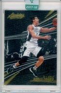 Goran Dragic-ゴラン・ドラギッチ-(マイアミ・ヒート) アンサーキュレーテッドカード 「NBA 2017-18 PANINI ABSOLUTE BASKETBALL NBA公式バスケットボールカード」