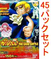 【45Pセット】金色のガッシュベル!! ザ・カードバトル 拡張パック LEVEL:1 「赤い本と魔物の子」