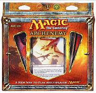 MTG 英語版 Archenemy THREE SCORCH THE WORLD WITH DRAGONFIRE