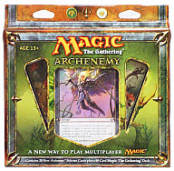 MTG 英語版 Archenemy FOUR TRAMPLE CIVILIZATION UNDERFOOT
