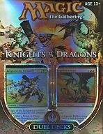 MTG デュエルデッキ:ナイツ vs ドラゴンズ [英語版]