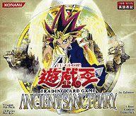 【ボックス】遊戯王オフィシャルカードゲーム デュエルモンスターズ ANCIENT SANCTUARY 1st Edition