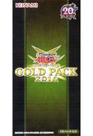【ボックス】遊戯王アーク・ファイブ オフィシャルカードゲーム GOLD PACK 2016