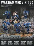 ウォーハンマービジョン 2015年7月号 No.18 (Warhammer:Visions July 18)