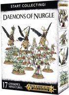 スタート・コレクティング! ディーモン・オヴ・ナーグル 「ウォーハンマー エイジ・オヴ・シグマー」 (Start Collecting!: Daemons of Nurgle) [70-98]