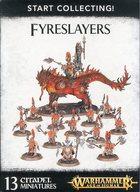 ファイアスレイヤー 「ウォーハンマー エイジ・オブ・シグマ」 (Warhammer Age of Sigmar: Start Fyreslayers) [70-85]