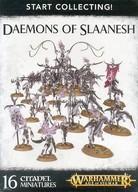デーモンズ・オヴ・スラーネッシュ 「ウォーハンマー エイジ・オブ・シグマ」 (Warhammer Age of Sigmar: Daemons of Slaanesh) [70-73]