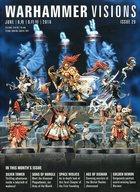 ウォーハンマービジョン 2016年6月号 No.29 (Warhammer:Visions June 29)