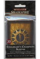 スティールハーツ チャンピオンズ スリーブ 「ウォーハンマー・アンダーワールド:シェイドスパイア」 (Warhammer Underworlds: Shadespire Steelheart's Champions Sleeves) [110-15]