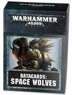 データカード スペース ウルフ 英語版 「ウォーハンマー40.000」 (Datacards: Space Wolves) [53-02-60]