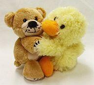 ウィッツィー&ブーフ 抱きつきペアぬいぐるみ 「Suzy's Zoo」