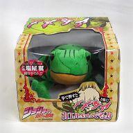 拳で押すとメメタァと鳴く!カエルぬいぐるみ 「ジョジョの奇妙な冒険」