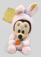 [タグ有・美品] ミニーマウス(ウサギモチーフ) ぬいぐるみ 「ディズニー・イースター2015」 東京ディズニーリゾート限定