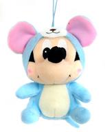 ミッキーマウス(子) 赤いほっぺの干支ぬいぐるみ 「ディズニー」