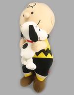 スヌーピー&チャーリー・ブラウン メガジャンボチャーリー・ブラウンとペアぬいぐるみ 「PEANUTS(SNOOPY)」