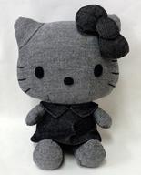 キティ デニムぬいぐるみ Made in Japanシリーズ 「ハローキティ」