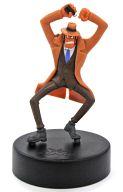 銭形警部 2nd Ver.「ルパン三世」ボトルキャップフィギュアコレクション ルーツ アロマブラックキャンペーン