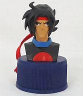 31.ドモン・カッシュ 胸像 「機動戦士ガンダム」 ペプシボトルキャップ第3弾 2004年 Diet PEPSI 版 ガンダム25周年ボトルキャップ