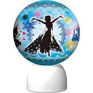 ウィンターズワルツ 「アナと雪の女王」 光る球体パズル パズランタン 60ピース [2003-428]