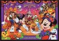DISNEY'S HALLOWEEN 2015(パンプキン) 「ディズニー・ハロウィン2015」 ジグソーパズル 204ピース 東京ディズニーランド限定 [K133-6225-9-15176]