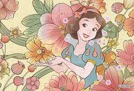Royal Floral(白雪姫) 「ディズニー」 パズルデコレーションmini ジグソーパズル 70ピース [70-019]