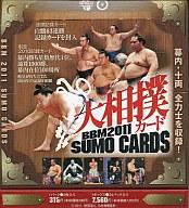 【ボックス】BBM 2011 大相撲カード