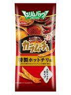 【BOX】スリムバッグ 堅めスティックカラムーチョ 特製ホットチリ味 (6個セット)