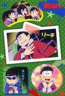 No.18 麻雀 名シーンシール 「おそ松さん シールウエハース その2」