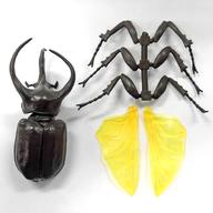 アトラスオオカブト 「昆虫の森 カブトVSクワガタ大決戦!」 <食玩>