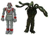 3.ジャイアントロボ(メガトンパンチ)×宇宙植物サタンローズ 「特撮シリーズフィギュア ジャイアントロボ」 <食玩>