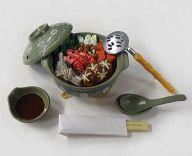 [付属品欠品] 5.寄せ鍋 「ぷちサンプルシリーズ 満喫 和食処」