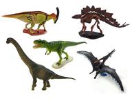 全5種セット 「チョコラザウルス 恐竜・古代生物フィギュアコレクション ジュラシックパーク限定版」 JURASSIC PARK INSTITUTE TOUR限定品