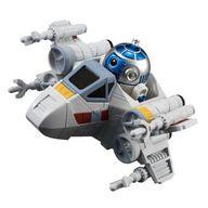 【賞味期限切れ】STAR WARS CONVERGE VEHICLE X-wing