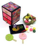 [付属品欠品] 7.お菓子の玉手箱 「ぷちサンプルシリーズ 京都に恋してる」