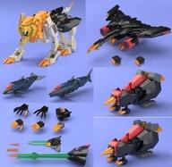 全4種セット 「スーパーミニプラ 勇者王ガオガイガー6」