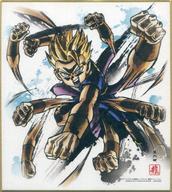 4.超サイヤ人 キャベ 「ドラゴンボール 色紙ART4」