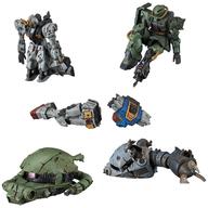 機動戦士ガンダム MSイマジネーション 10個入 食玩・ガム (機動戦士ガンダム)